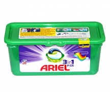 Капсулы для стирки Ariel 3 in 1 Color (30 шт.)